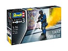Figurka SWAT Officer, 1:16