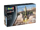 German A4/ V2 Rocket, 1:72