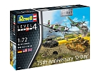 75 Years D-Day Set, 1:72