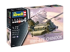 MH-47 Chinook, 1:72
