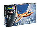 Bell X-1 Supersonic Aircraft, 1:32