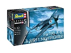 Focke Wulf Fw 190A-8, A-8/ R11 Night fighter, 1:32
