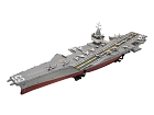 USS Enterprise CVN-65, 1:400