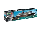 Queen Mary 2 Limited Platinum Edition, 1:400