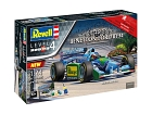 25th Anniversary Benetton Ford M. Schumacher, 1:24
