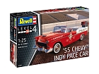 55 Chevy Indy Pace Car, 1:25