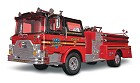 Max Mack Fire Pumper, 1:32