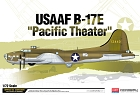 USAAF B-17 E Pacific Theater, 1:72