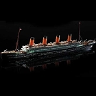 R.M.S. TITANIC + LED SET MCP, 1:700