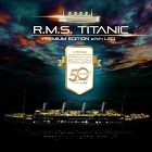 R.M.S. TITANIC PREMIUM EDITION WIT LED, 1:400