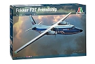 Fokker F27 Friendship, 1:72