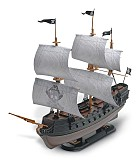 Blacj Diamond Pirate Ship, 1:350
