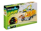 RC Junior Tow Loader with excavator, 40 MHz