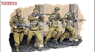 German Paratroopers, 1:35