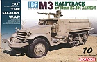 IDF M3 Halftrack w/20mm HS.404 Cannon, 1:35
