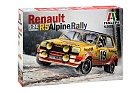 Renault R5 Alpine Rally, 1:24