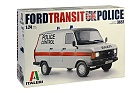 Ford Transit UK Police, 1:27