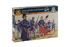 Union Infantry/ ZUAVES, 1:72