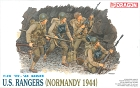 U.S. Rangers Normandy 1944, 1:35