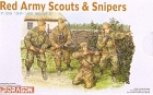 Red Army Scouts and Snipers, 1:35
