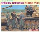Figurky German Officers ( Kursk 1943 ), 1:35