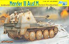 Sd. Kfz. 138 Marder III Ausf.M Initial Production ( Smart Kit ), 1:35