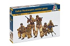 Italian Paratroopers Combat Group, 1:35