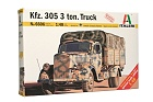 Kfz. 305 3 tons medium truck, 1:48