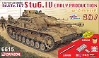 StuG. IV Early roduction 2 in 1, 1:35