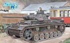 Pz, Kpfw.III Ausf.J Initial Production/ Early Production (2in1), 1:35