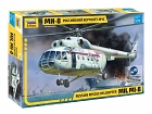 MIL Mi-8 Rescue Helicopter, 1:72