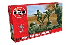 Figurky WWII German Infantry, 1:72