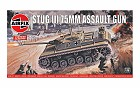 Stug III 75mm Assault Gun, 1:76