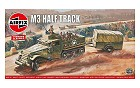 M3 Half Track and 1 Ton Trailer, 1:76