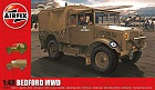 Bedford MWD Light Truck, nová forma, 1:48