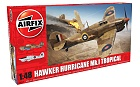 Hawker Hurricane Mk 1- Tropical, 1:48