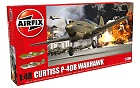 Curtiss P40B WARHAWK, 1:48