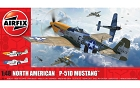 North American P-51D Mustang ( Filletless Tails), 1:48