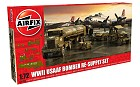 USAAF 8TH Airforce Bomber Resupply Set, 1:72