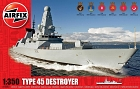 Type 45 Destroyer, 1:350