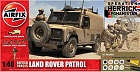 British Forces Land Rover Patrol, 1:48