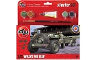 Willys MB Jeep, 1:72