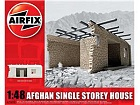 Afghan Single Storey House, 1:48