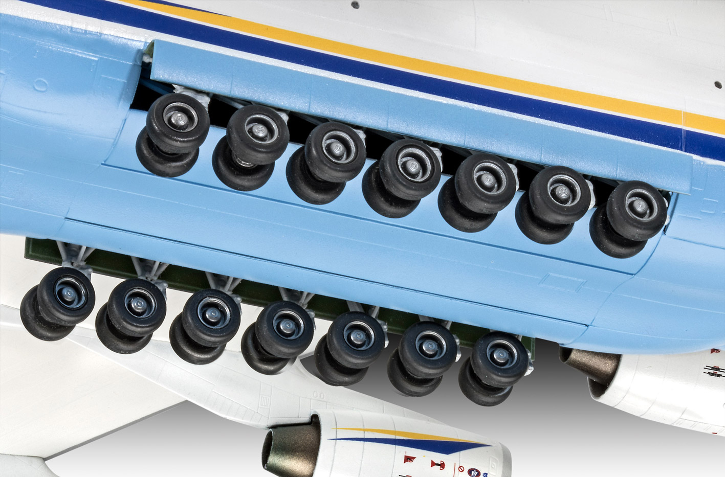 antonov an 225 mrija 1 144 dopravní letadla model4all modely